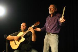 Didier Barraud et Malhory Maret