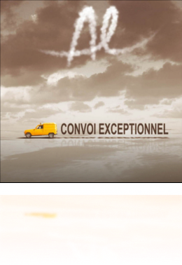 """AL Delort """"Convoi exceptionnel"""""""