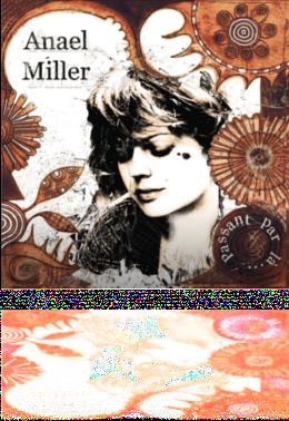 """Anael Miller """"Passant par là"""""""